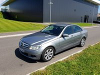 USED 2010 60 MERCEDES-BENZ C CLASS 2.1 C200 CDI BLUEEFFICIENCY EXECUTIVE SE 4d 136 BHP