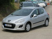 2012 PEUGEOT 308 1.6 ACCESS 5d AUTO 120 BHP £4995.00