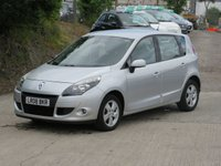 2010 RENAULT SCENIC 1.5 DYNAMIQUE TOMTOM DCI 5d 105 BHP £4995.00