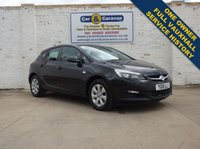 USED 2015 15 VAUXHALL ASTRA 1.6 DESIGN CDTI ECOFLEX S/S 5d 108 BHP 1 Owner Full Vauxhall History 0% Deposit Finance Available