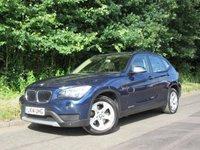 2014 BMW X1 2.0 SDRIVE20D SE 5d 181 BHP £12250.00