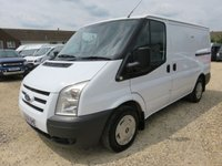 2009 FORD TRANSIT 2.2 TDCi 280 SWB LOW ROOF 54227 MILES NO VAT £6995.00