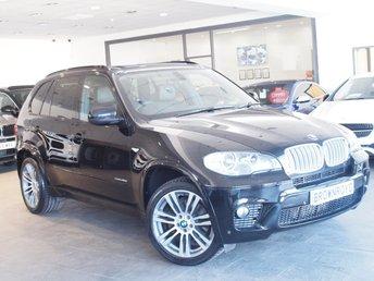 2012 BMW X5 3.0 XDRIVE40D M SPORT 5d AUTO 302 BHP £21990.00