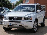 2014 VOLVO XC90 2.4 D5 ES AWD 5d AUTO 200 BHP £18500.00