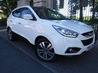 2015 HYUNDAI IX35 2.0 CRDI PREMIUM PANORAMA 5d AUTO 134 BHP £14695.00
