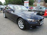 2013 BMW 3 SERIES 1.6 316I ES 4d 135 BHP £11250.00