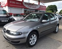 2003 SEAT LEON 1.4 S 5d 74 BHP *NEW MOT JUST ISSUED* £1295.00