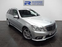 2012 MERCEDES-BENZ E CLASS 3.0 E350 CDI BLUEEFFICIENCY SPORT 5d AUTO 265 BHP £16000.00