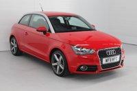 2011 AUDI A1 1.6 TDI SPORT 3d 103 BHP £7982.00