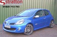 2009 RENAULT CLIO 2.0 RENAULTSPORT LUX 3d 195 BHP £6995.00