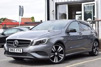 2015 MERCEDES-BENZ A CLASS 1.5 A180 CDI BLUEEFFICIENCY SPORT 5d 109 BHP £14295.00