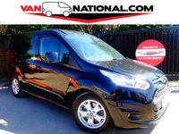 2014 FORD TRANSIT CONNECT 1.6 200 LIMITED P/V 115 BHP ** NO VAT ** AIR CON REVERSE CAMERA £12550.00