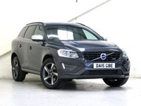 2015 VOLVO XC60 2.0 D4 R-DESIGN NAV 5d 178 BHP £17120.00