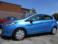 2011 FORD FIESTA 1.4 EDGE TDCI 5d 69 BHP £4995.00