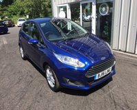 USED 2016 16 FORD FIESTA 1.0 ZETEC NAVIGATOR ECOBOOST (100ps) THIS VEHICLE IS AT SITE 1 - TO VIEW CALL US ON 01903 892224