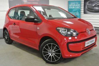 2016 VOLKSWAGEN UP 1.0 TAKE UP 3d 60 BHP £5490.00