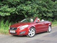 2010 VOLVO C70 2.0 D4 SE LUX 2d 175 BHP £9995.00