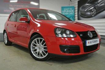 2008 VOLKSWAGEN GOLF 2.0 GT TDI 5d 138 BHP £4290.00