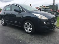 USED 2013 63 PEUGEOT 3008 1.6 HDI ACTIVE CROSSOVER 54000 MILES COMPARE OUR PRICE