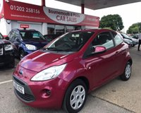 2009 FORD KA 1.2 STYLE 3d 69 BHP **ONLY 52,000 MILES** F.S.H £3495.00