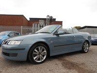 2007 SAAB 9-3 1.9 VECTOR ANNIVERSARY TID 2d AUTO 151 BHP £3595.00