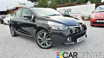 View our 2014 14 RENAULT CLIO 0.9 DYNAMIQUE S MEDIANAV ENERGY TCE S/S 5d 90 BHP