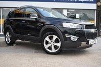 2012 CHEVROLET CAPTIVA 2.2 LTZ VCDI 5d AUTO 184 BHP £SOLD