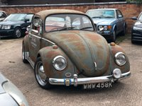 1972 VOLKSWAGEN BEETLE 1.2 1200 2DR HISTORIC VEHICLE £3900.00