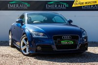 USED 2010 60 AUDI TT 2.0 TDI QUATTRO S LINE 2d 170 BHP £0 DEPOSIT FINANCE AVAILABLE, AIR CONDITIONING, AUDI CONCERT, CLIMATE CONTROL, DAYTIME RUNNING LIGHTS, FULL S LINE LEATHER UPHOLSTERY, STEERING WHEEL CONTROLS