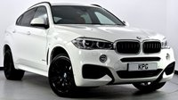 """USED 2015 65 BMW X6 3.0 30d M Sport Steptronic xDrive 5dr Reverse Cam, Privacy, 20""""s ++"""