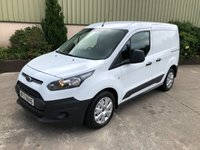 USED 2015 FORD TRANSIT CONNECT 200 1.6 TDCI ONLY 27000 MILES!!, ELECTRIC WINDOWS, REMOTE LOCKING