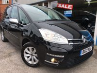 USED 2012 12 CITROEN C4 GRAND PICASSO 1.6 VTR PLUS HDI 5d 110 BHP