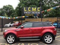 2014 LAND ROVER RANGE ROVER EVOQUE 2.2 SD4 PURE TECH 5d 190 BHP £21000.00