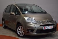 USED 2011 CITROEN C4 PICASSO 1.6 VTR PLUS HDI 5STR 5d 110 BHP