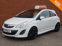 2011 VAUXHALL CORSA 1.2 LIMITED EDITION 3d  £SOLD