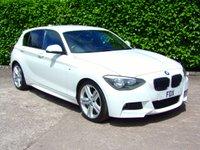 2012 BMW 1 SERIES 2.0 116D M SPORT 5d 114 BHP £7975.00