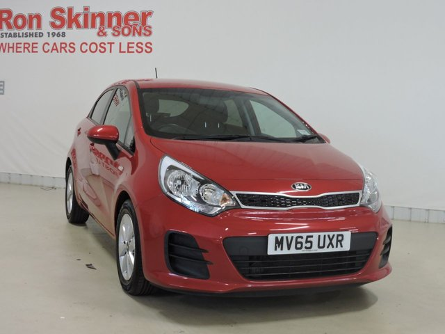 View our 2015 65 KIA RIO 1.2 SR7 5d 83 BHP