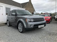 2012 LAND ROVER RANGE ROVER SPORT HSE 3.0 SDV6 Auto 5dr ( 255 bhp ) £23750.00