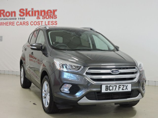View our 2017 17 FORD KUGA 2.0 TITANIUM TDCI 5d 148 BHP