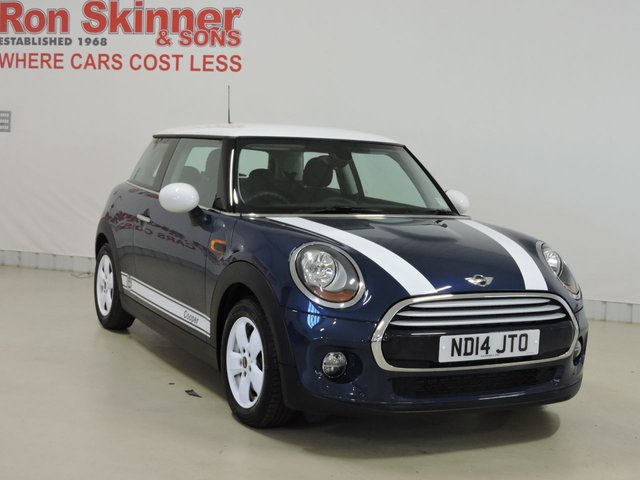 View our 2014 14 MINI HATCH COOPER 1.5 COOPER 3d 134 BHP