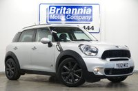 2012 MINI COUNTRYMAN 2.0 COOPER DIESEL SD ALL4 HUGE SPEC ! £8990.00