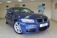 2011 BMW 3 SERIES 2.0 320D M SPORT 4d AUTO 181 BHP SALOON £9950.00