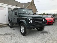 2011 LAND ROVER DEFENDER 110