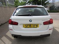 USED 2015 15 BMW 5 SERIES 2.0 520D M SPORT TOURING 5d AUTO 190 BHP