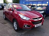 2010 HYUNDAI IX35 2.0 STYLE 5d 161 BHP £5495.00