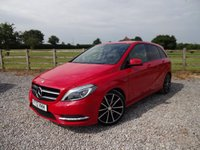 2012 MERCEDES-BENZ B CLASS 1.8 B180 CDI BLUEEFFICIENCY SPORT 5d AUTO 109 BHP £9990.00