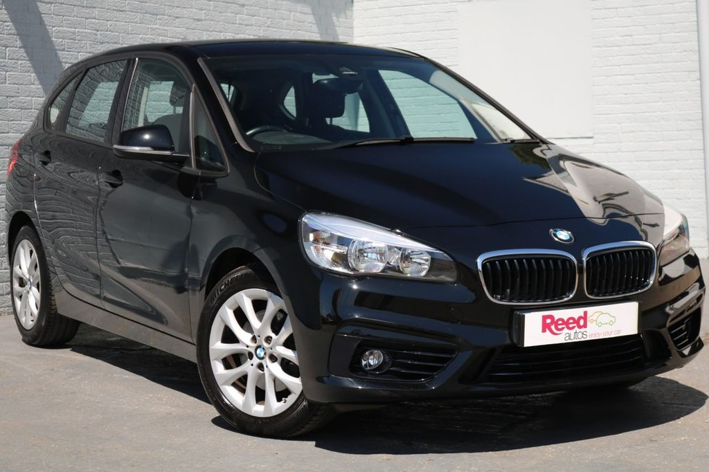 2015 65 BMW 2 SERIES 1.5 218D SPORT ACTIVE TOURER 5d AUTO 148 BHP