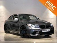 2017 BMW 2 SERIES M2 AUTO 365 BHP  £34997.00