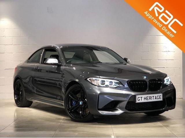 2017 17 BMW 2 SERIES M2 AUTO 365 BHP