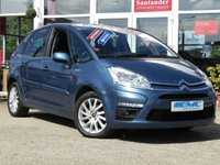 USED 2011 60 CITROEN C4 PICASSO 1.6 EXCLUSIVE HDI EGS 5d AUTO 110 BHP